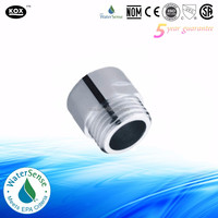 shower head saver adaptor eco sensor water saving tap faucet aerator jet aerator