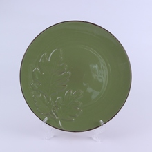Wholesale terracotta Ceramic <strong>plate</strong> dish multi-disc