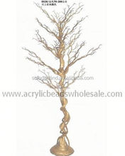 Wholesale Silver Color Artificial Dry Tree Weidding Decoration Tree Wishing Tree Without Leaves Indoor Party