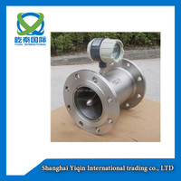 flow meter easy installation turbine flowmeter