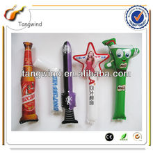 Eco-friendly PE Promotional Fashion Noise Maker Toys