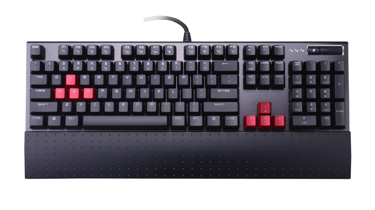 Factory Price Black Double Injection Keycaps Mechanical Laptop Keyboard