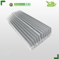 OEM anodized aluminum extrusion for electronic enclosure,car power amplifier