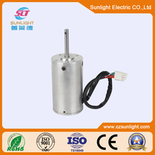 small dc brushless electric motorcycle motor