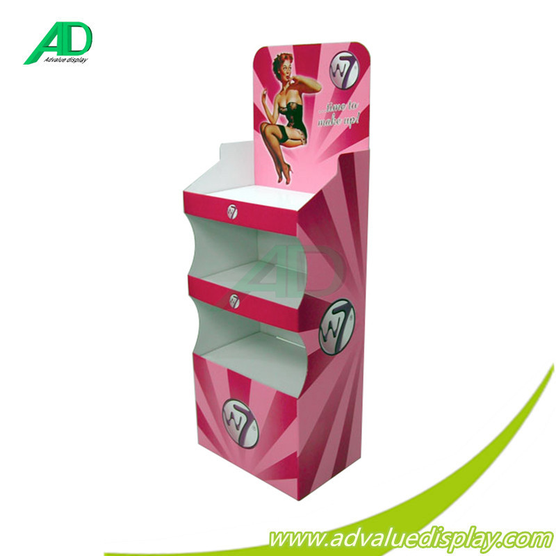 Garment Shop Jean Cardboard Display Shlef for Promotion