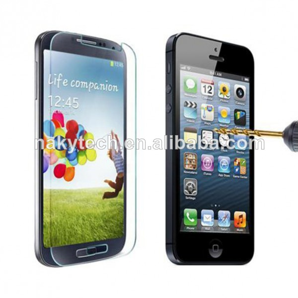 Anti Glare Matte Phone Screen Protectors for samsung galaxy young s3610