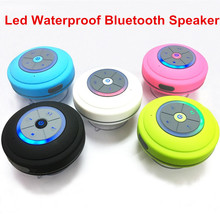 Q9 Waterproof wireless Speakers Mini Wireless Portable Hands-free support TF Card FM Radio multimedia Music Speakers