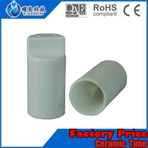 High Quality High Temperature Resistant Hollow Ceramic Tube Any Thickness