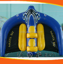 water ski tube/ inflatables flying Manta Ray for sale