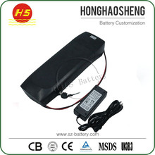 Customized factory price 10S5P lithium 36v 17ah high-power li ion battery pack