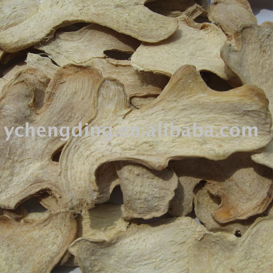 Low pesticide and Micro Dehydrated Ginger Flakes/powder