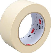 Free sample /High Quaily hear resist 3M masking paper tape /crepe paper masking tape 3m 200 3m 244