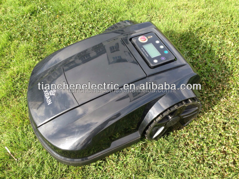 CE Electric Mower Robot, with Timing Switch,Mowing appointment system,Anti-theft Function