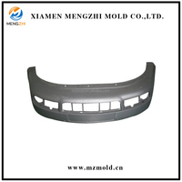 High Precision Plastic Injection Car Bumper Mould