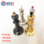 Cnc machine titanium chess-King