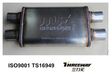 exhaust muffler escape silenciador