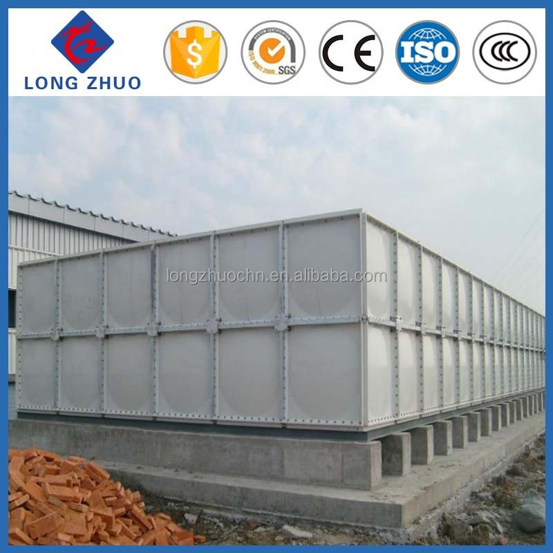 GRP FRP Water Reservoirs / SMC Water Tanks / Panel Type Water Tanks