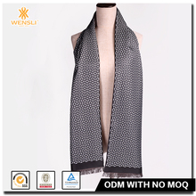 Wholesale Men Silk Neck Long Scarf Double Layer Indian Shawl 2017