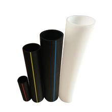 PE100 Raw Material HDPE Pipe for Water Supply