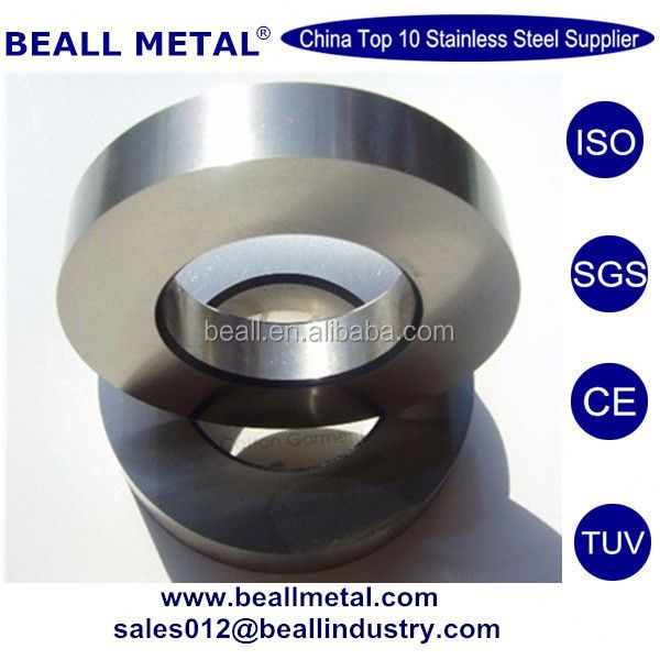 410 stainless steel strapping band ASTM A240
