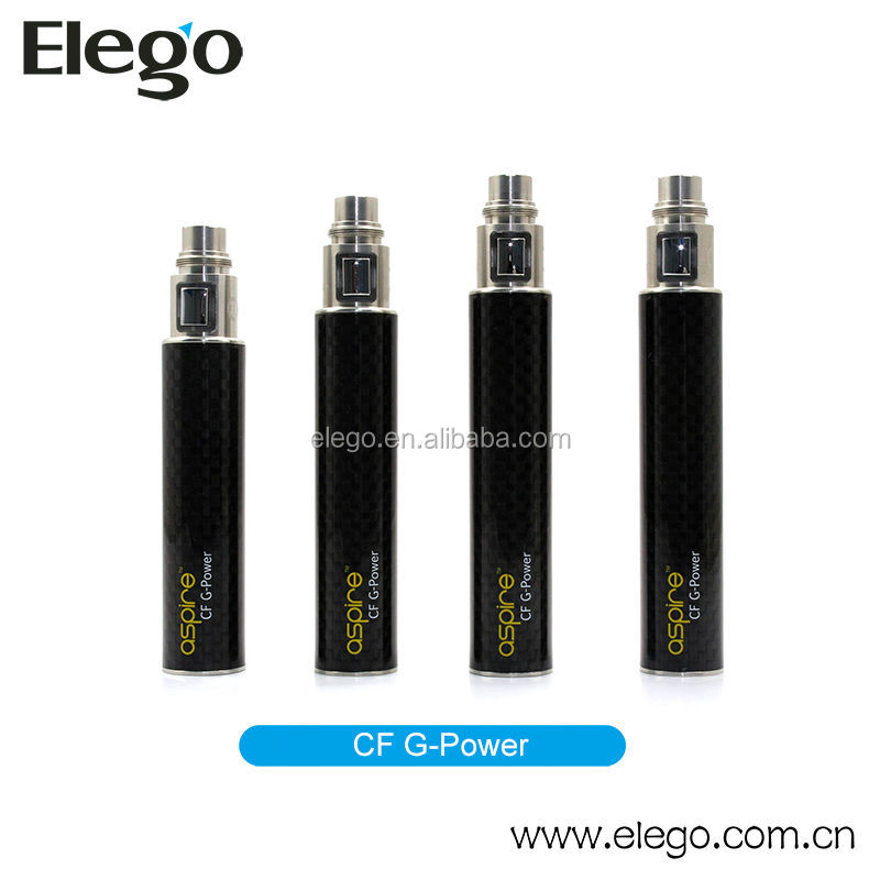 Wholesale Lager Stock Aspire CF VV Battery 900mAh in Various Color