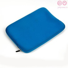 blue shockproof protective slim padded laptop neoprene sleeve case for Ipad