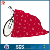 Custom Anti-dusty Plastic Large Gift Wrapping Bag for Bike Bicycle 38 X 48 Inches