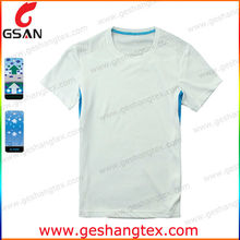 Anti UV 100 polyester men shirts brand names