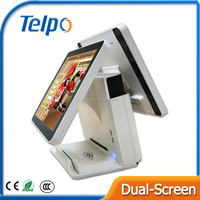 Telpo 15'' touch screen all in one POS system/cash register/cashier POS machine
