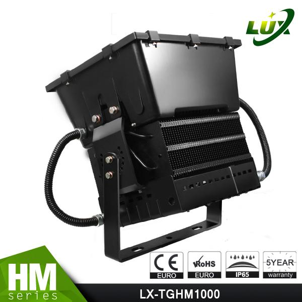 high mast 1000w flood lights for lighting tower and bridge