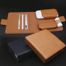 Popular High quality hot selling electronic cigarette case for iQOS