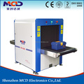 Middle size x-ray baggage scanner parcel scanner for airport rayway station bus station