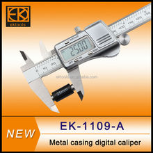 Metal casing digital caliper with high accuracy