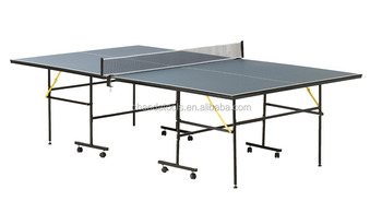 Foldable Table Tennis Table