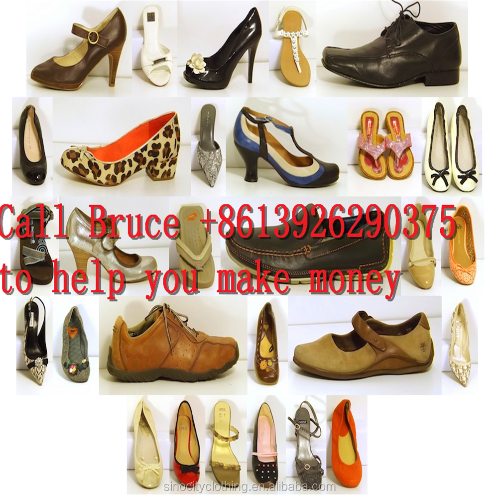 used clothing and shoes/bales of used shoes for sale