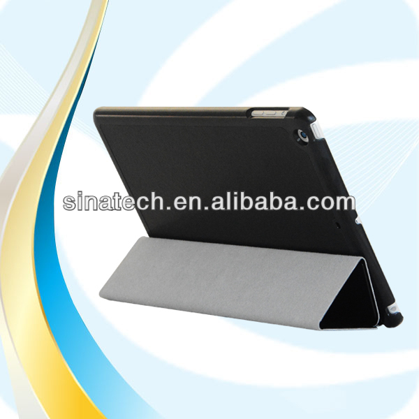 2014 latest good price high quality for ipad air hand and sound enhance case
