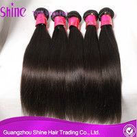 Wholesale human hair wholesale straight peruvian virgin hair