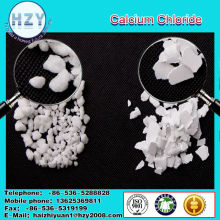Chinese best quality a pouch pack Calcium Chloride 25KG 20IBS