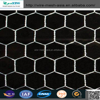 hexagonal galvanized wire mesh/chicken mesh/Wholesale low price high quality