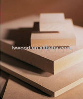 High gloss MDF,Melamine MDF wood,Plain MDF panel