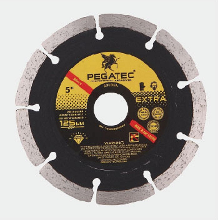 "115mm 4.5"" Concrete & Stone Cutting Diamond Disc, concrete cutter blade"