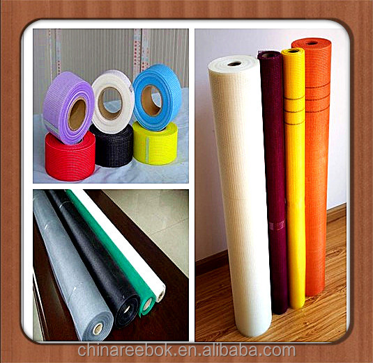 Cheap and high strength fiberglass mesh for mosaic / fiberglass mesh for tile / fiberglass mesh for waterproofing