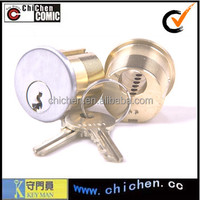 Standard Door Cylinder Lock Mortise Cylinder