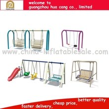 Designer Modern Outdoor Swing For kids, outdoor playground swing set for sale
