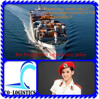 container sea freight from china to Long Beach -Vincent