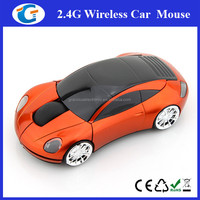 2.4GHz Wireless 3D Car Shape Optical Usb Gaming Mouse