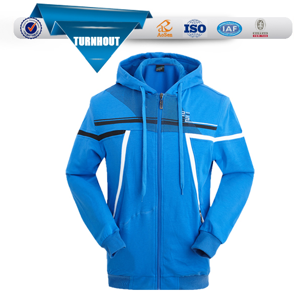 Best quality Custom Zipper Thick Hoodies For Men