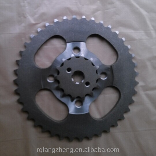 Motorcycle sprocket &chain manufacture,driven sprockets