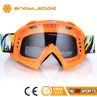China stylish anti dust custom motorcycle googles for racing sports glasses