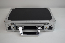 Detachable aluminum equipment case with handle